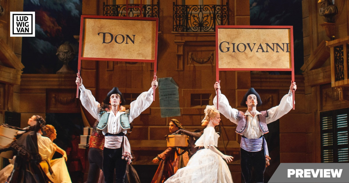 Opera Atelier, Don Giovanni, 2019