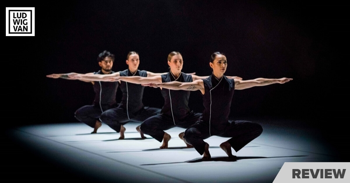 The New Zealand Dance Company – Sigan by KIM Jae Duk