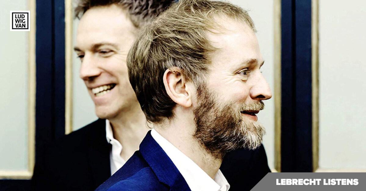 Johannes Moser and Alisdair Beatson