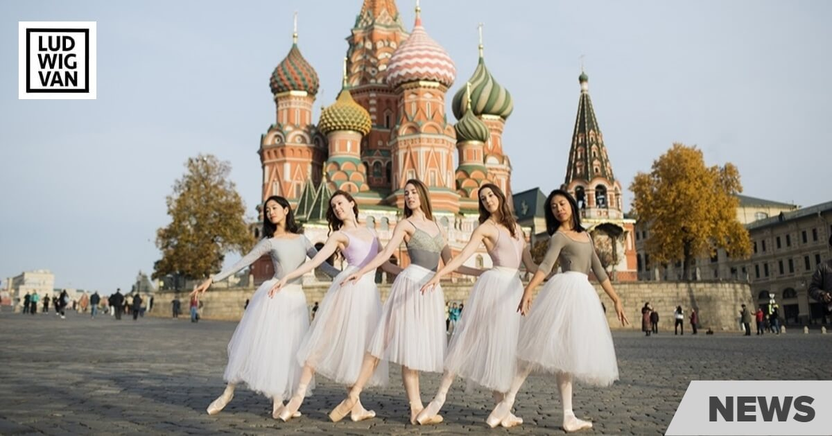 The National Ballet of Canada in Moscow