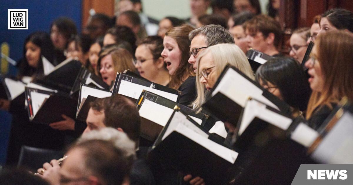 Toronto Mendelssohn Choir Announces New Executive Director