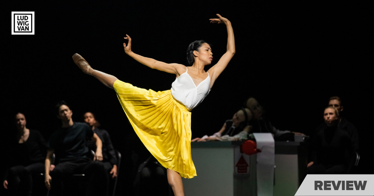 National Ballet of Canada, Jenna Savella, 2019