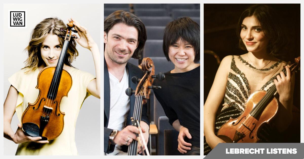 Lebrecht Listens: A Tale of Three Recitals
