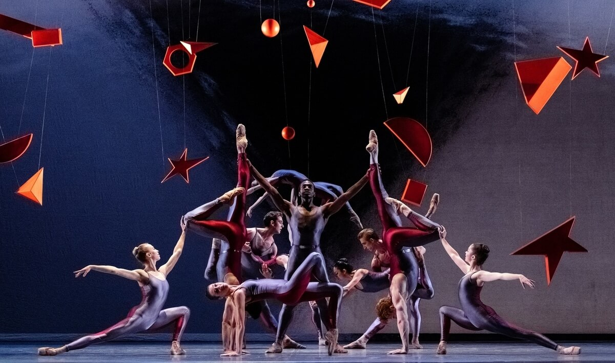 Artists of the Ballet in Piano Concerto #1