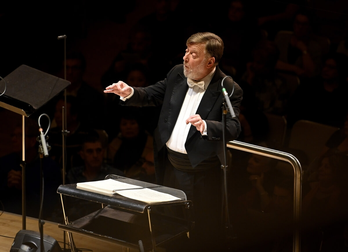 Sir Andrew Davis conducting the TSO in Thaïs Grand Opera in Concert