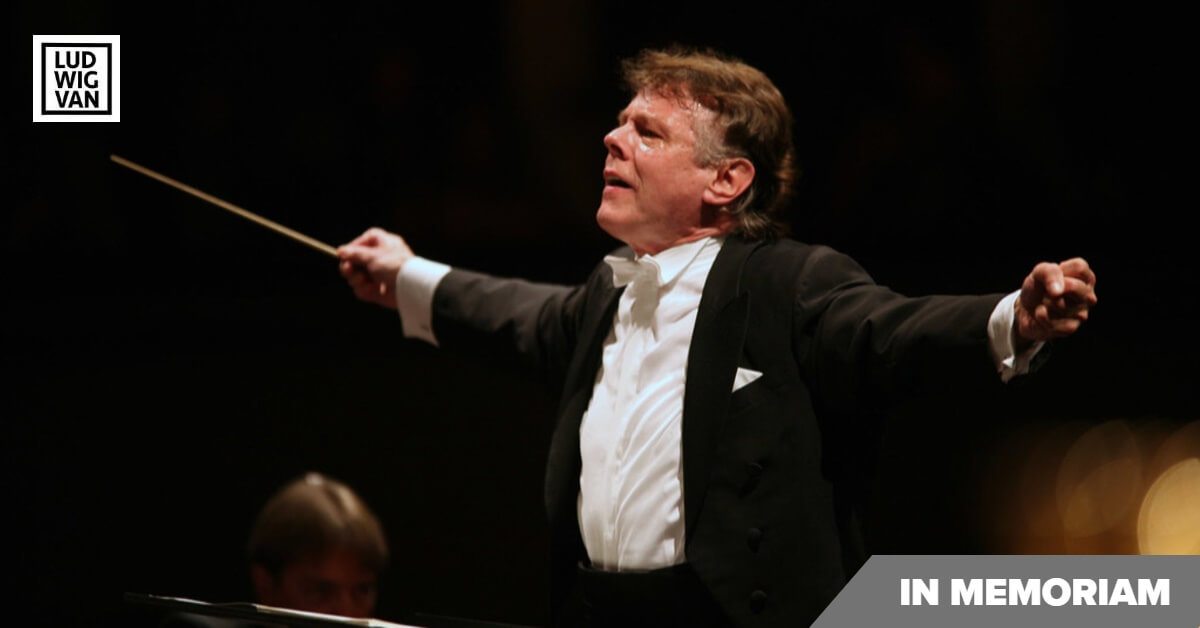 Mariss Jansons conducts the Royal Concertgebouw at the Teatro alla Scalla