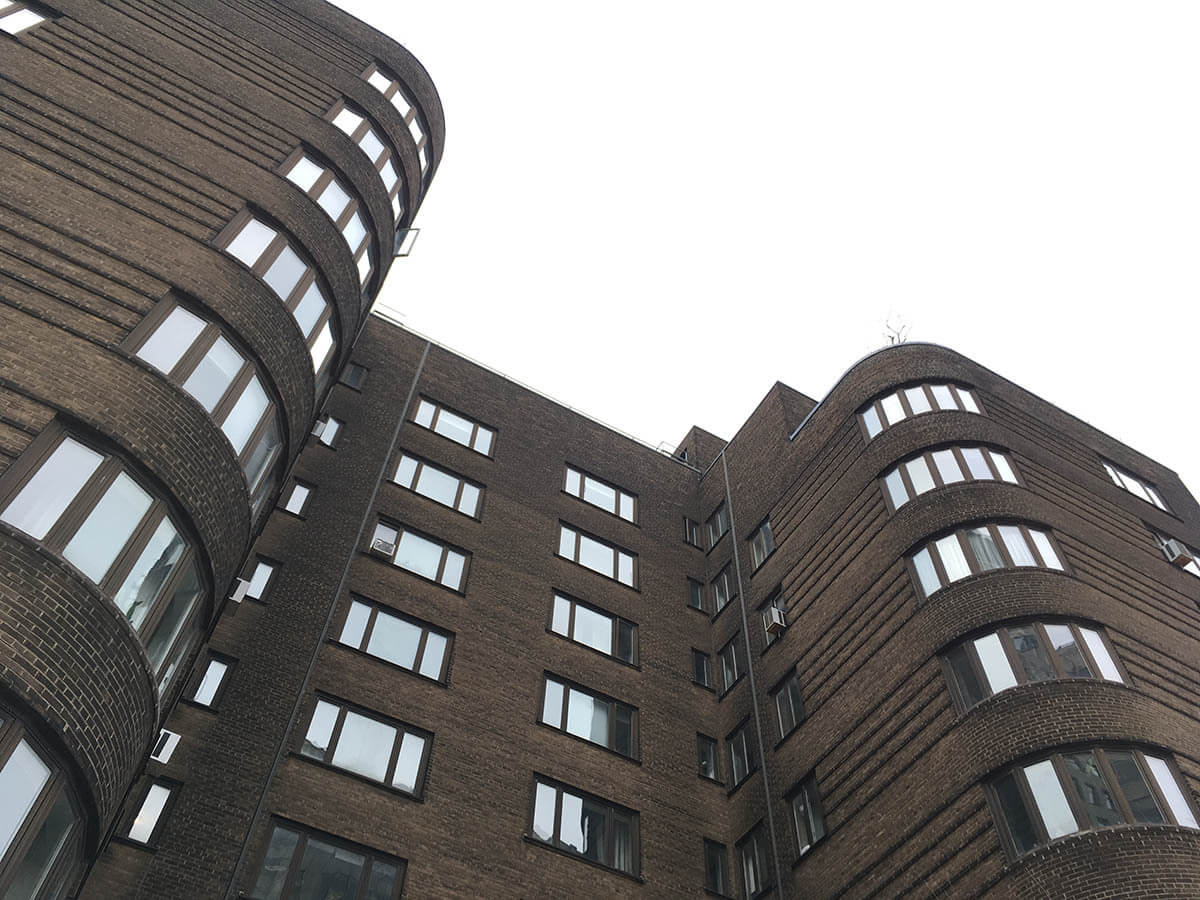 Glenn Gould's former apartment (Photo : Michela Comparey)