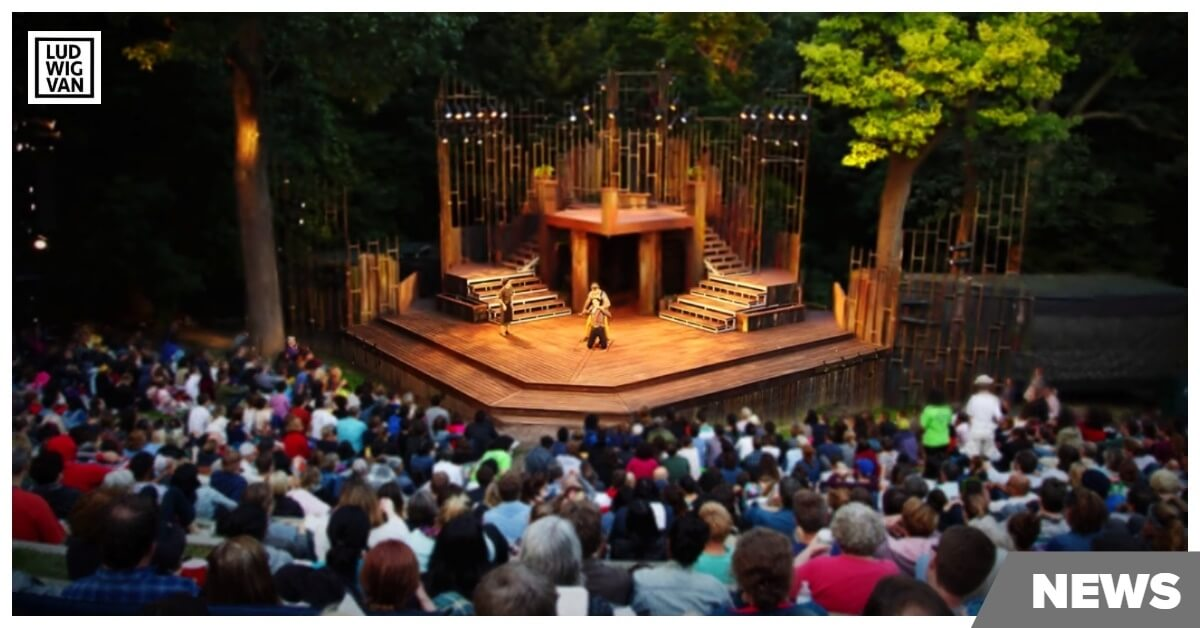Canadian Stage's Shakespeare in High Park (photo courtesy of Canadian Stage)