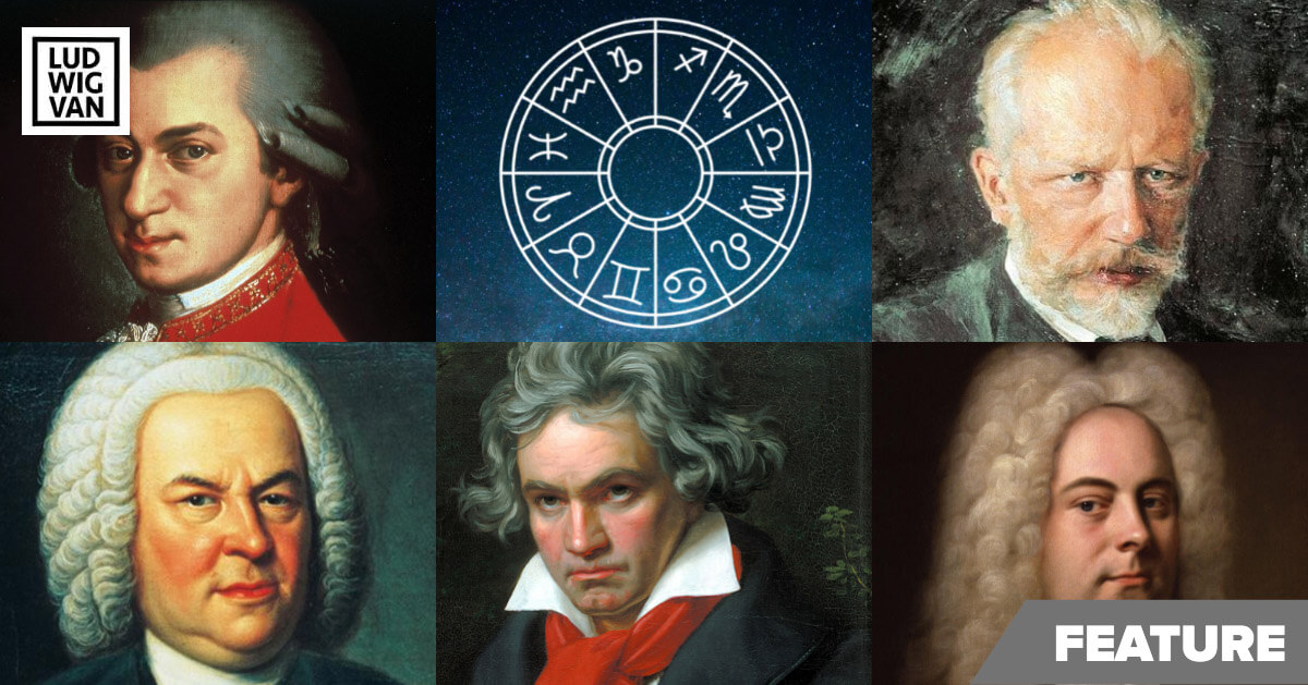 Classical Horoscopes- The Signs As Composers