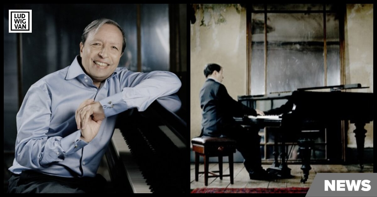 Pianist Murray Perahia (Photos courtesy of the artist)