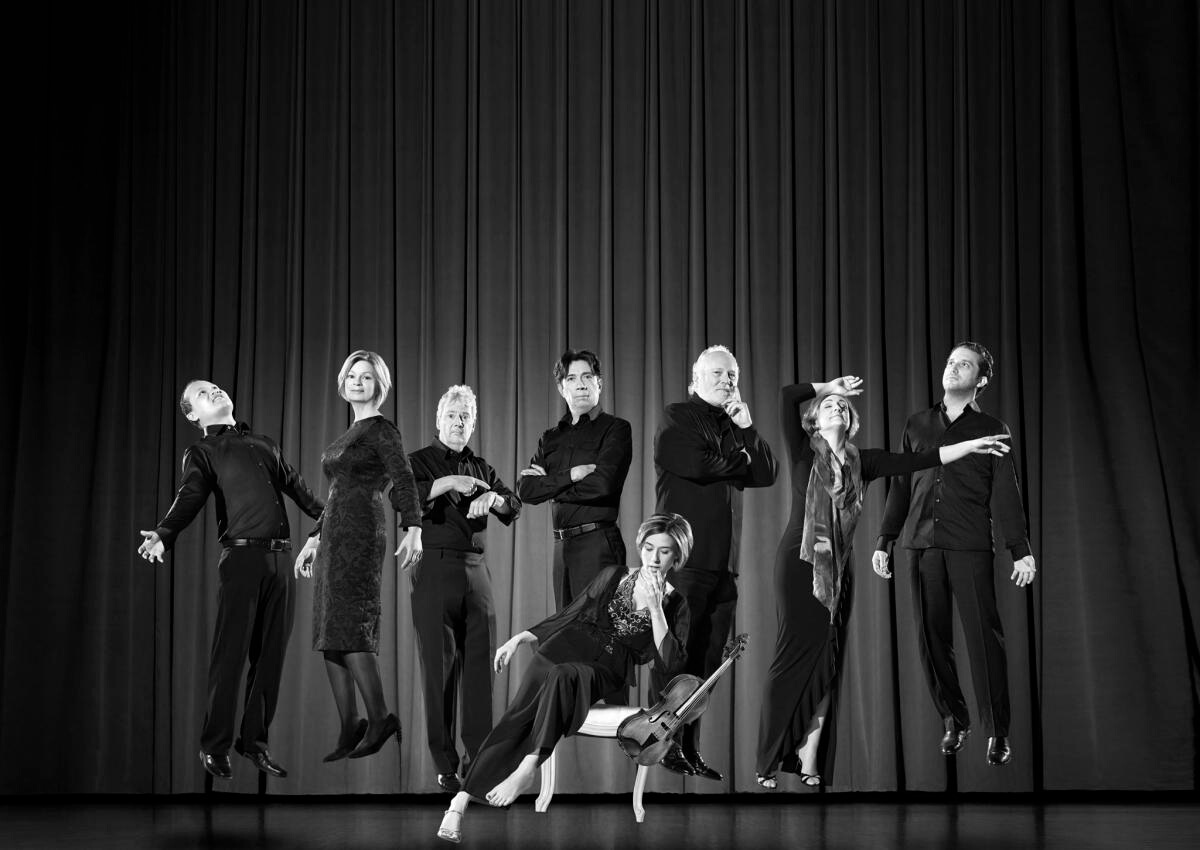 The ARC Ensemble (Photo courtesy of the Royal Conservatory of Music)