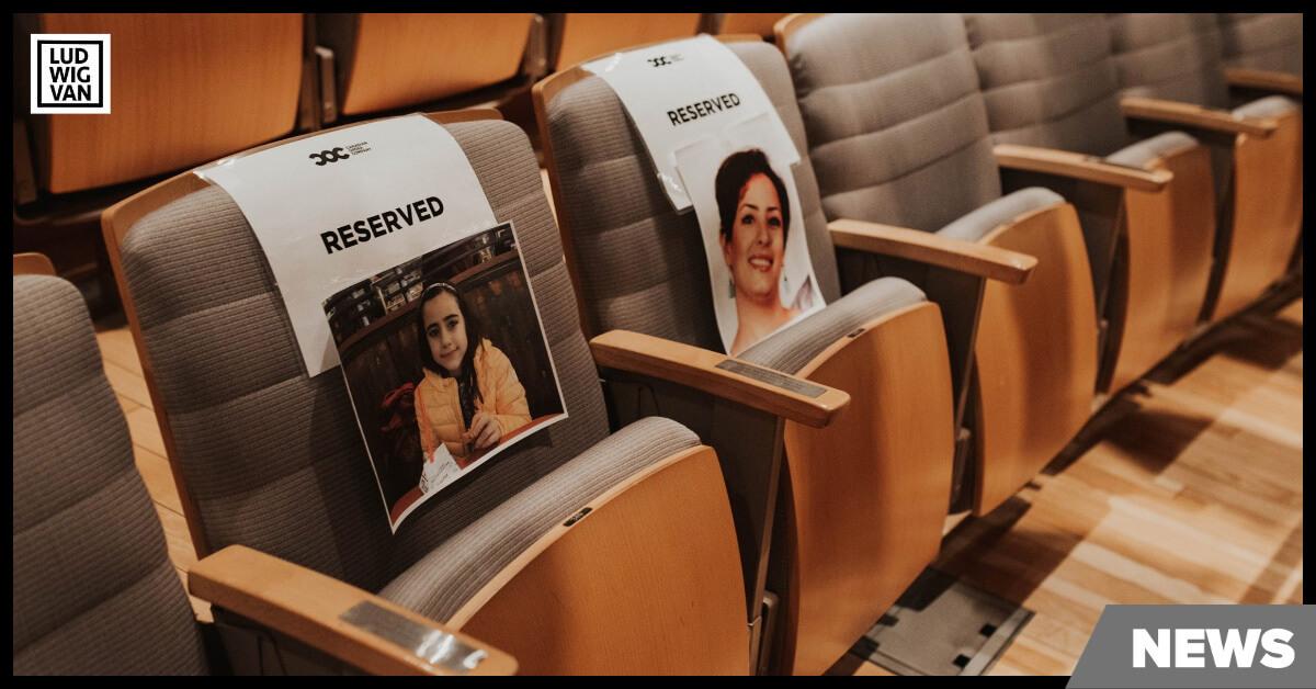 Canadian Opera Company seat tribute