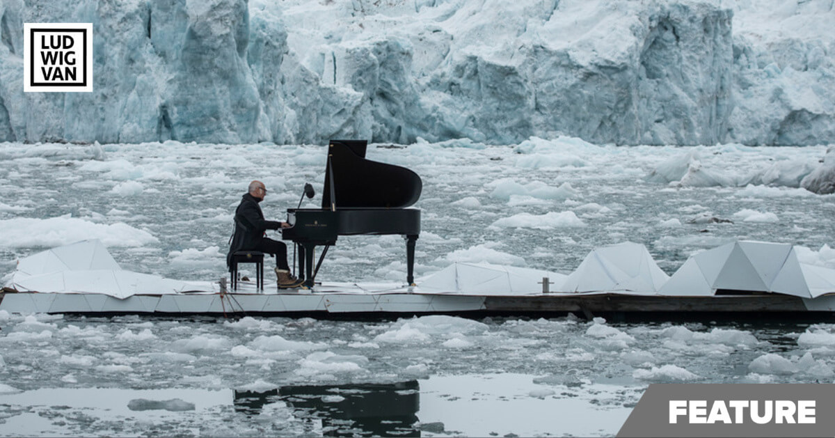 Classical Music and climate change - Ludovico Einaudi