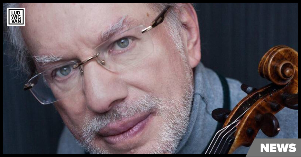 Gidon Kremer (Photo courtesy of the artist)