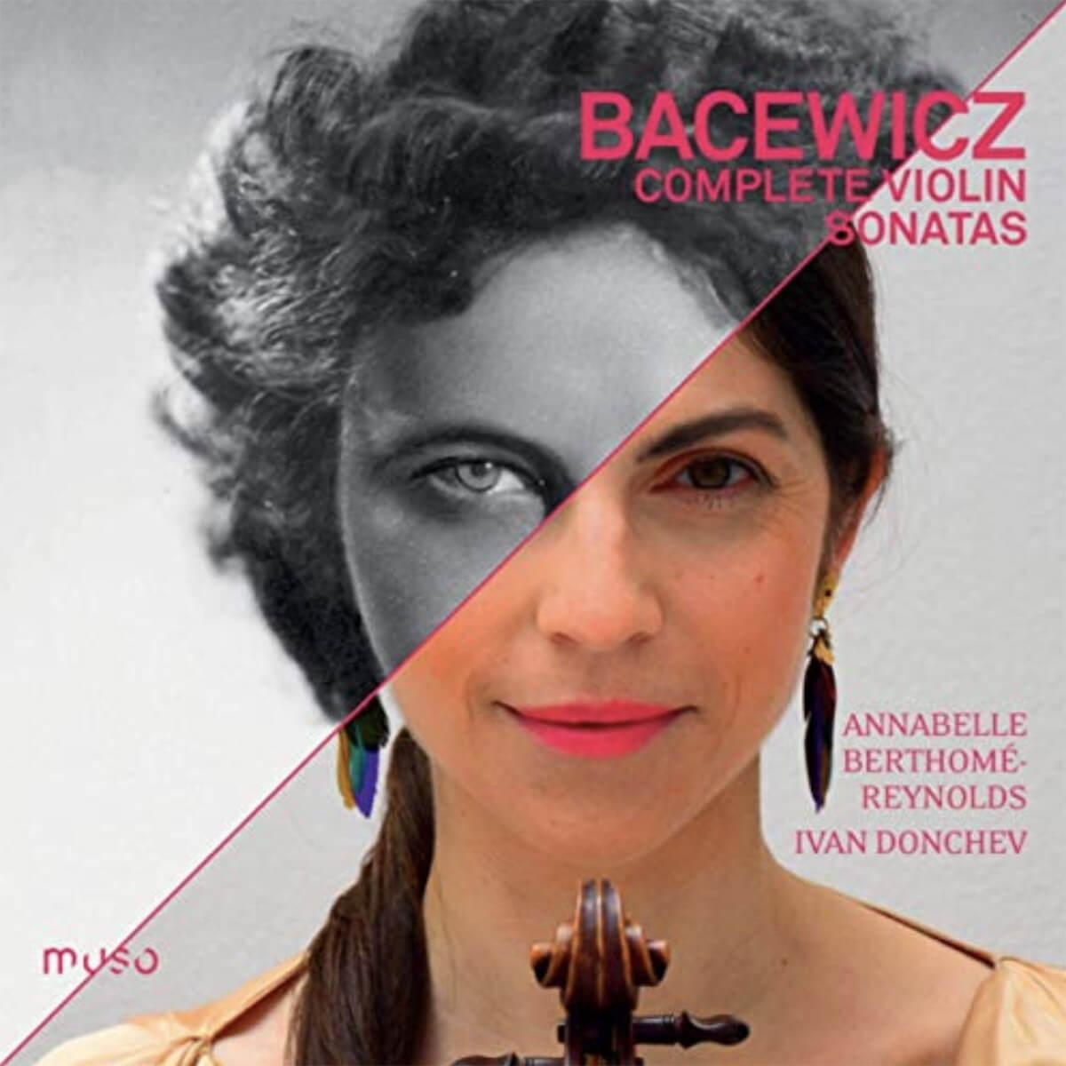 Grazyna Bacewicz - Complete Violin Sonatas