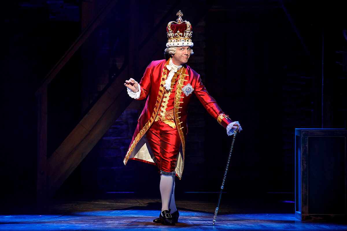 Jon Patrick Walker in Hamilton