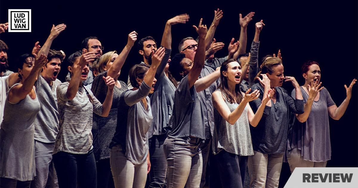 Lagrime di San Pietro/Los Angeles Master Chorale