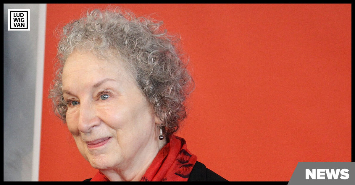 Margaret Atwood (Photo : ActuaLitté)