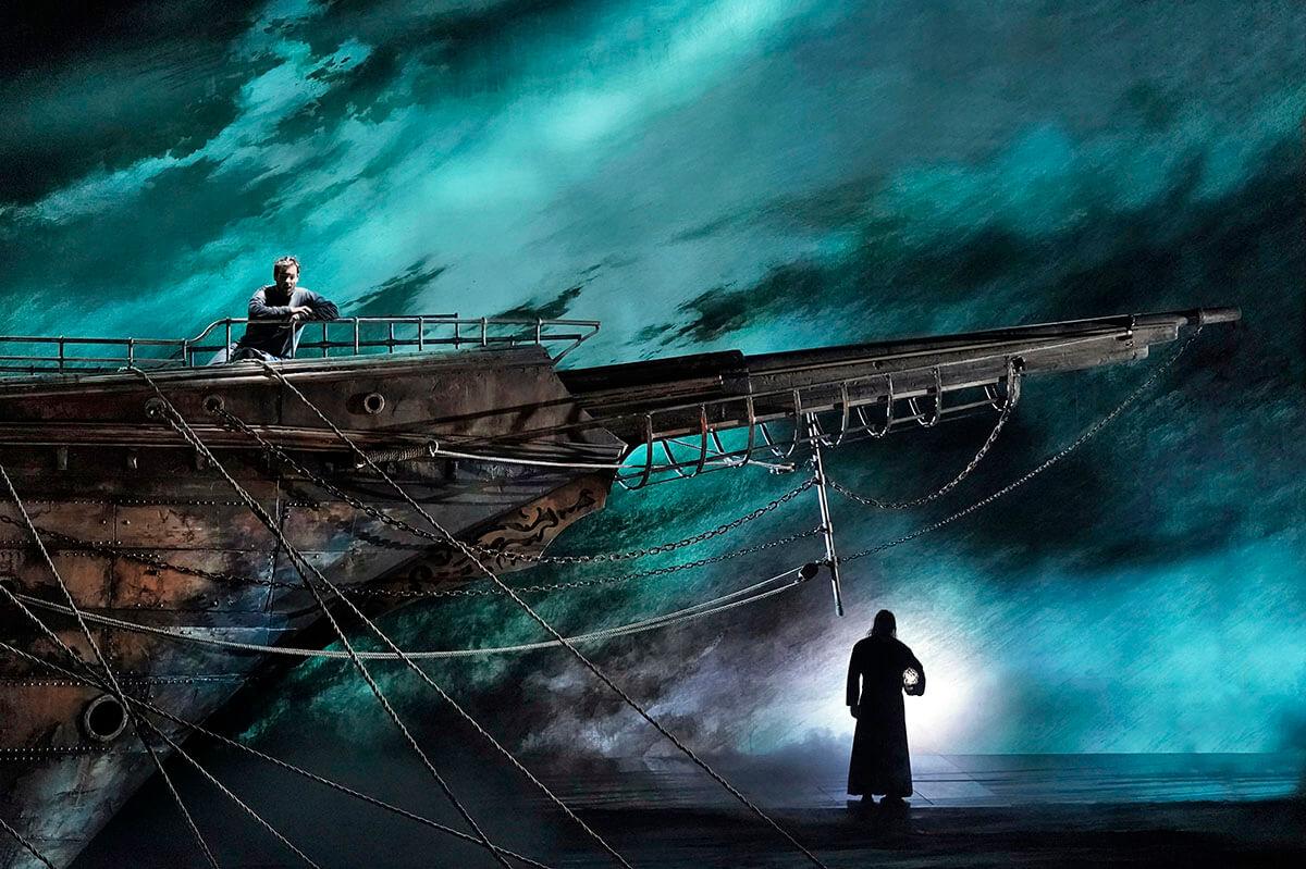 The Flying Dutchman, Met Opera