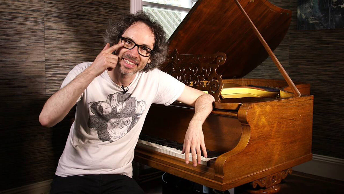 Pianist James Rhodes (Photo courtesy of the artist)