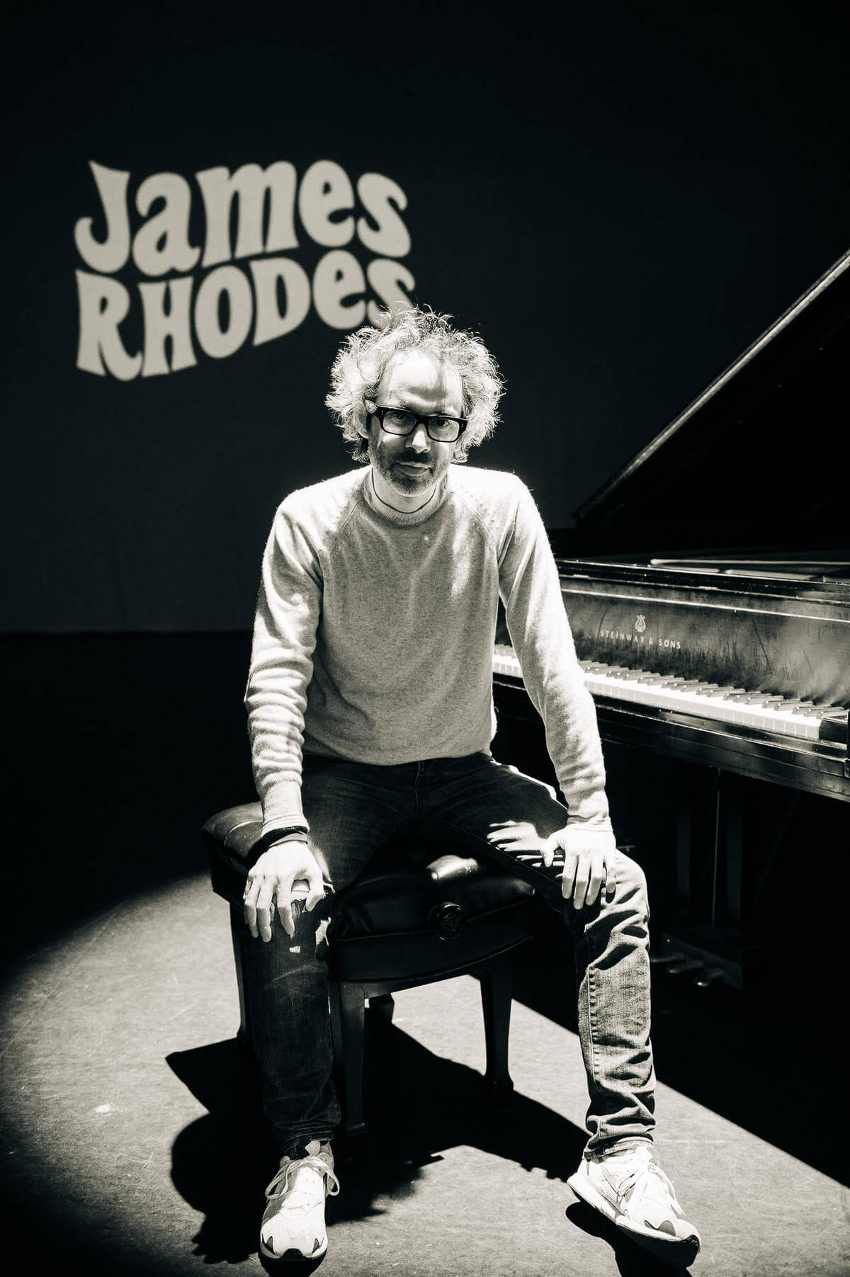 James Rhodes (Photo: Kenneth Chou Photography)