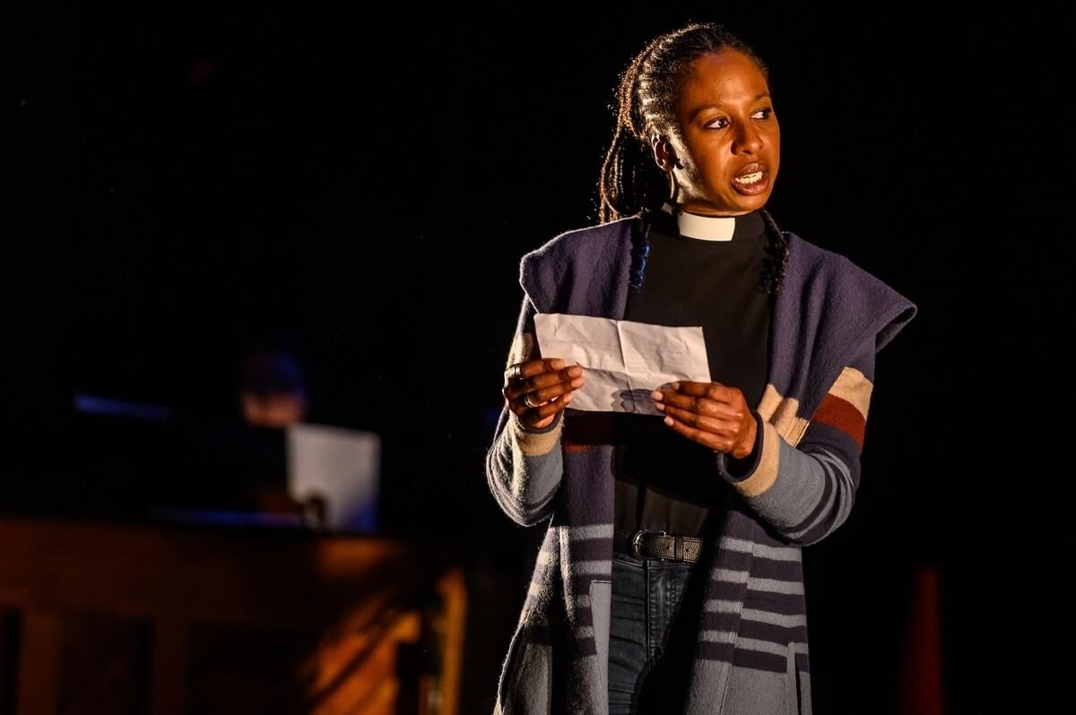 Necessary Angel 'The Events' (Photo: Dahlia Katz)