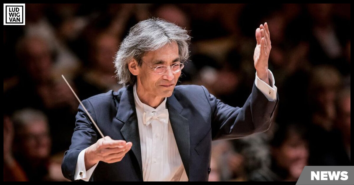 The Montréal Symphony Orchestra with Kent Nagano (Photo courtesy of the organization)