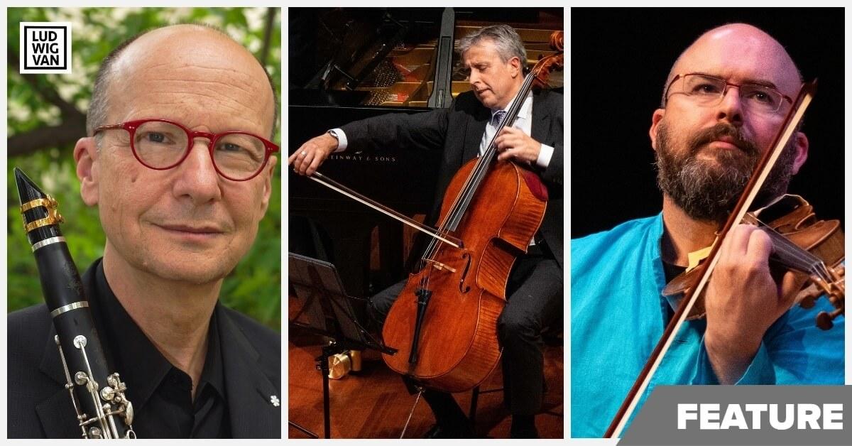 James Campbell, Roman Borys & Mark Fewer (Photos: Mark Rash)