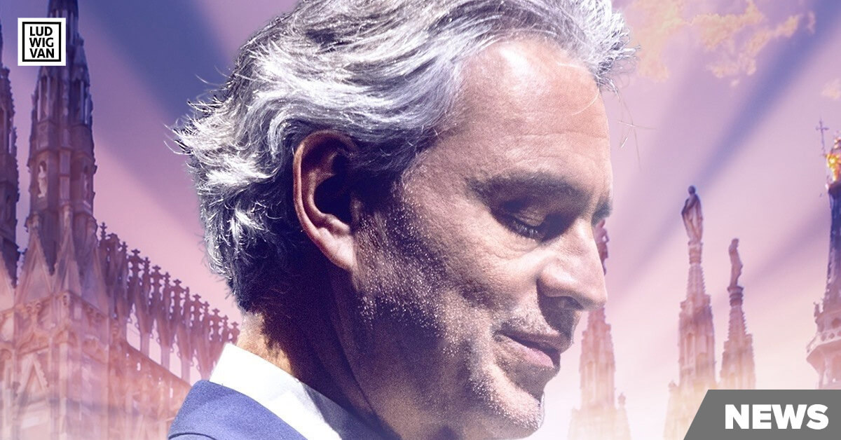 Bocelli: It's not a concert, it's a prayer