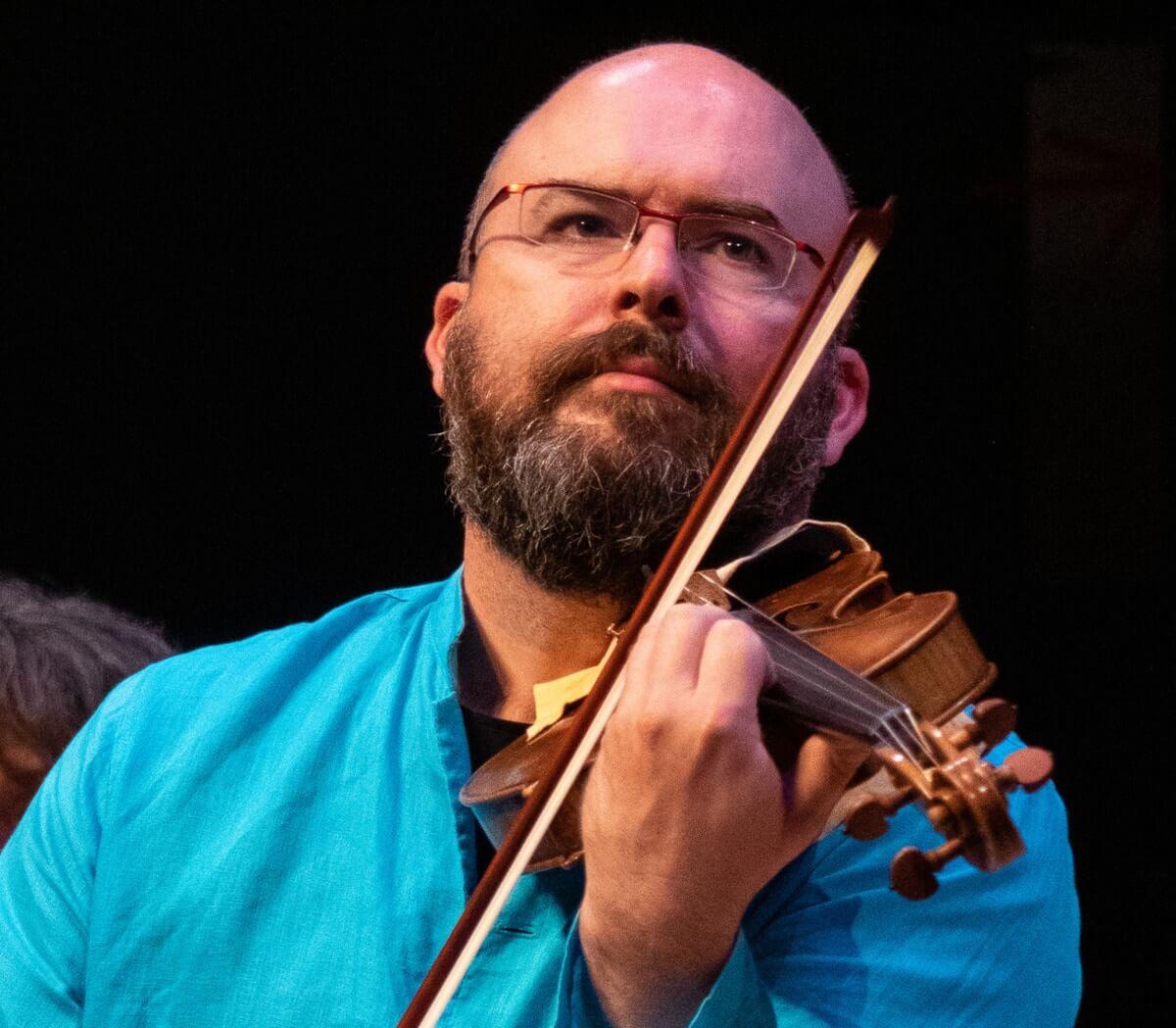 Mark Fewer (Photo: Mark Rash)