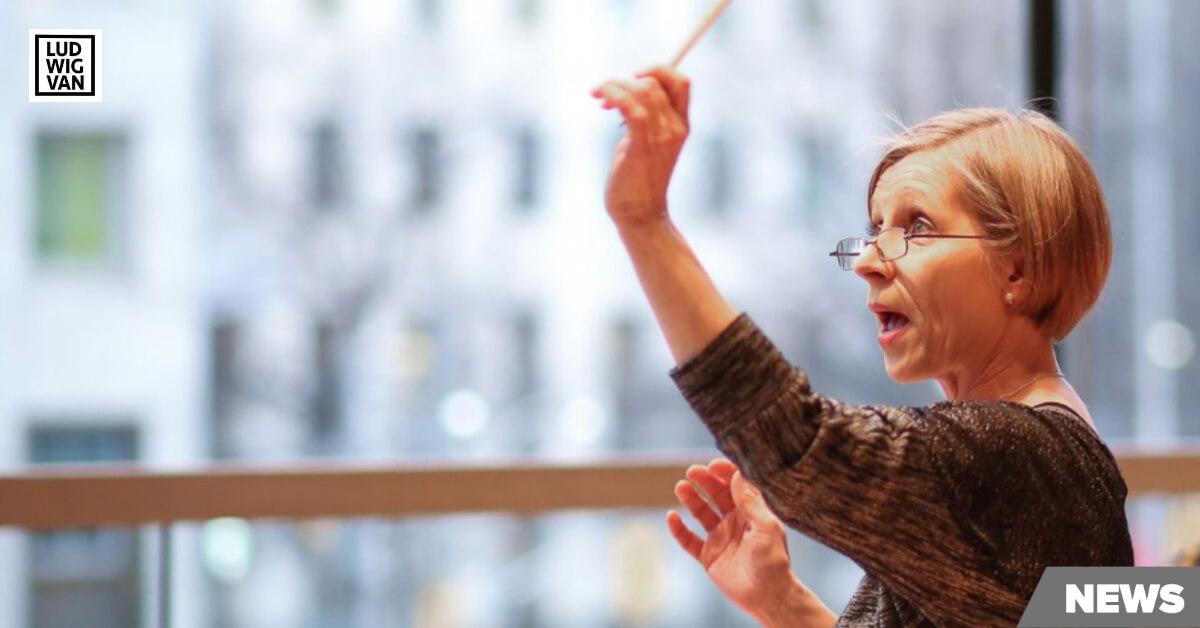 Sandra Horst (Courtesy of the Canadian Opera Company)