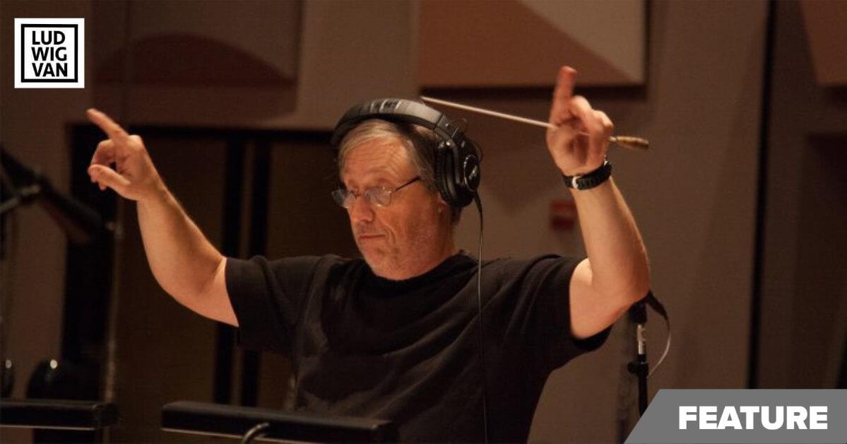 Composer Ron Jones (Photo courtesy of the artist)