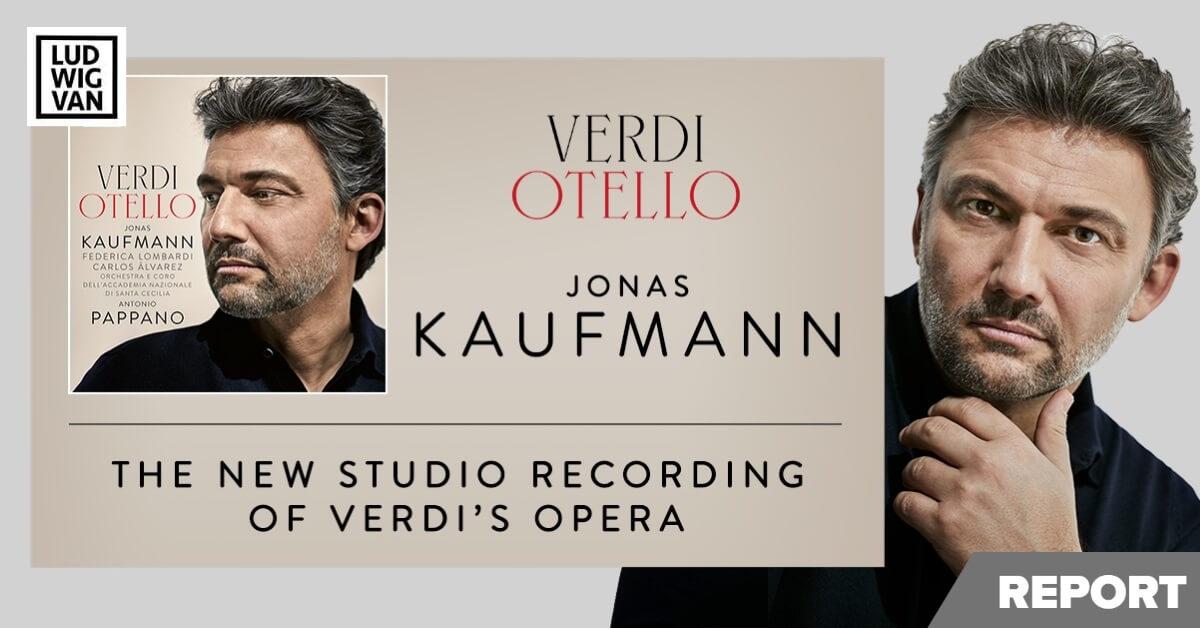 Jonas Kaufmann Otello