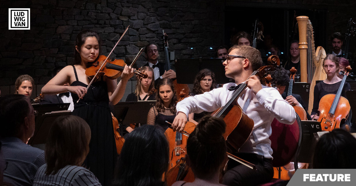 The National Youth Orchestra of Canada