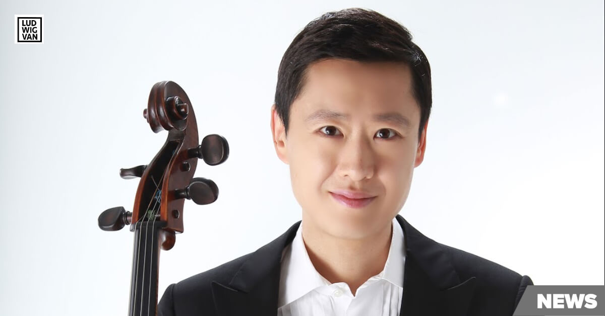 Trey Lee (Photo courtesy of Ensemble Made in Canada)