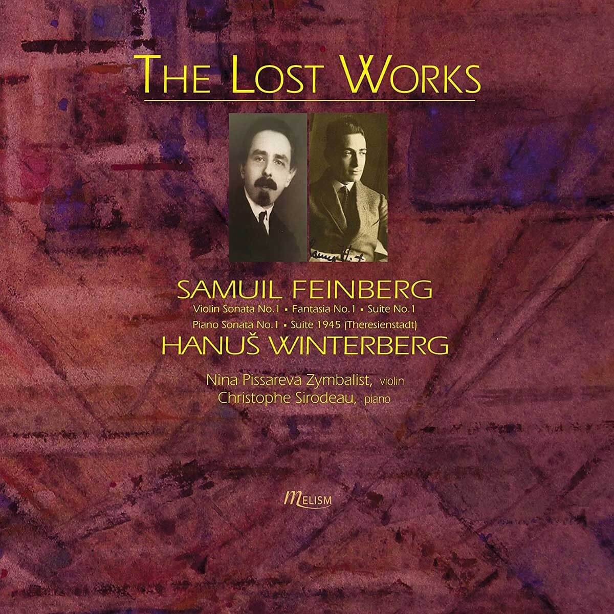 The Lost Works - Feinberg and Winterberg