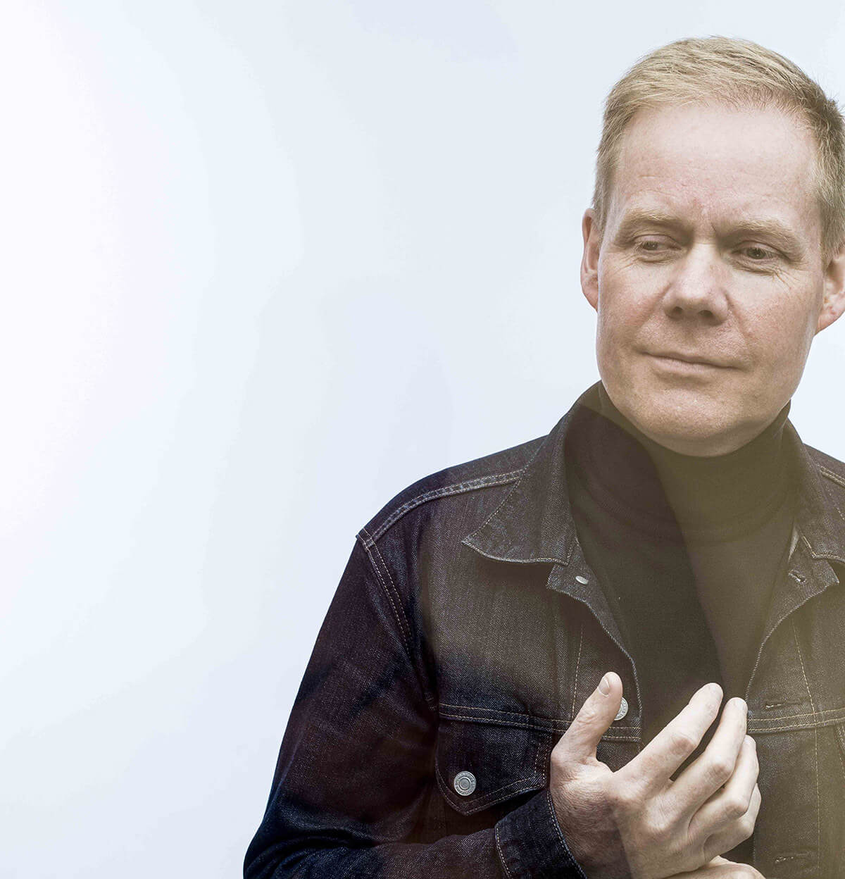Max Richter (Photo: Mike Terry)