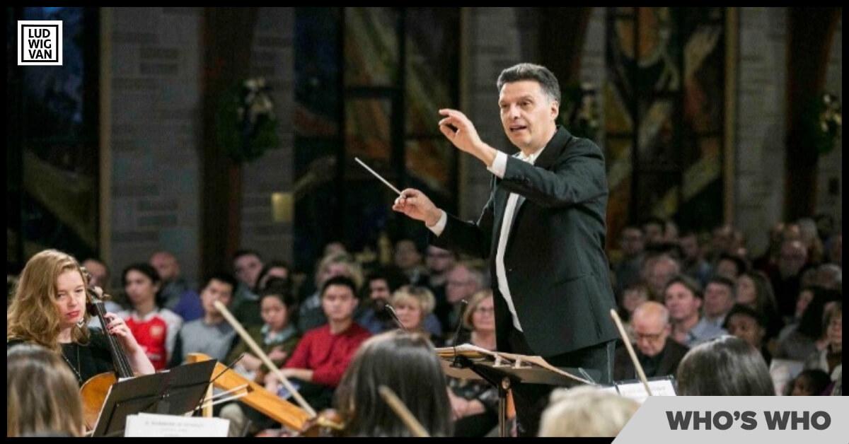 Ontario Pops Orchestra Conductor Carlos Bastidas