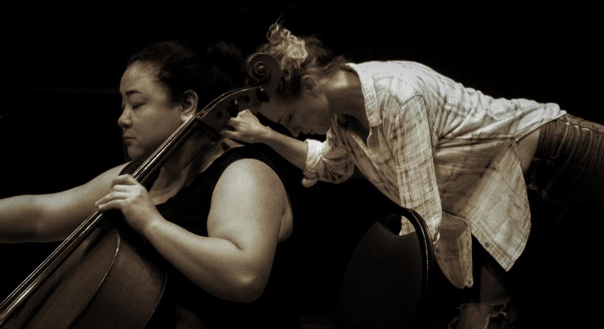 Rachel Mercer and Patricia O'Callaghan (Photo: Mark Rash)