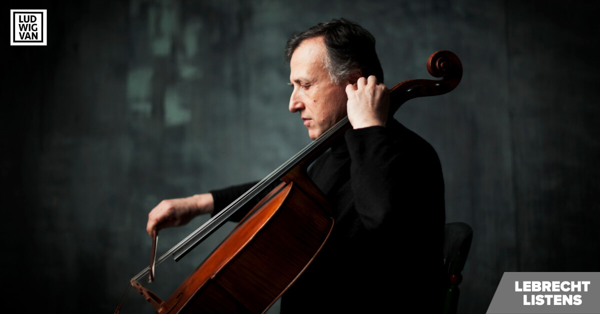 Raphael Wallfisch (Photo: Benjamin Ealovega)
