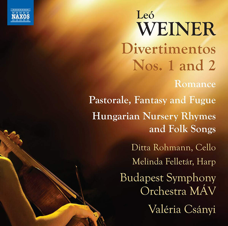 Leo-Weiner-Divertimentos-album-cover