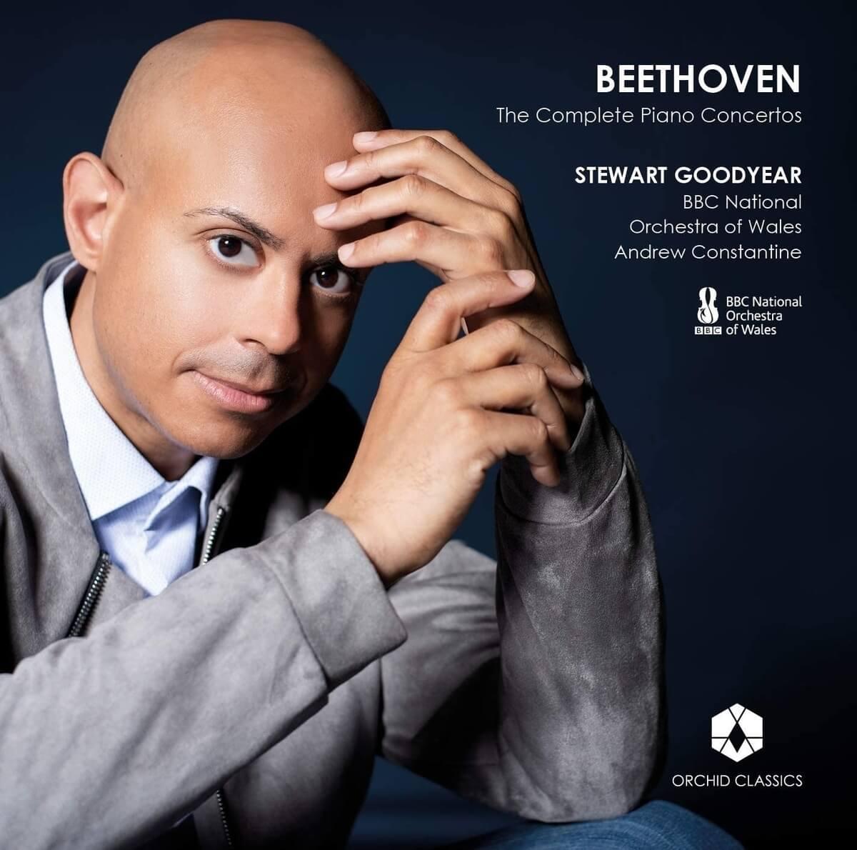 Stewart Goodyear Beethoven Concertos