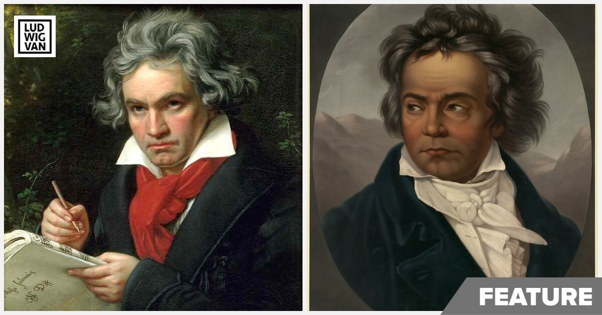 Was Beethoven Black