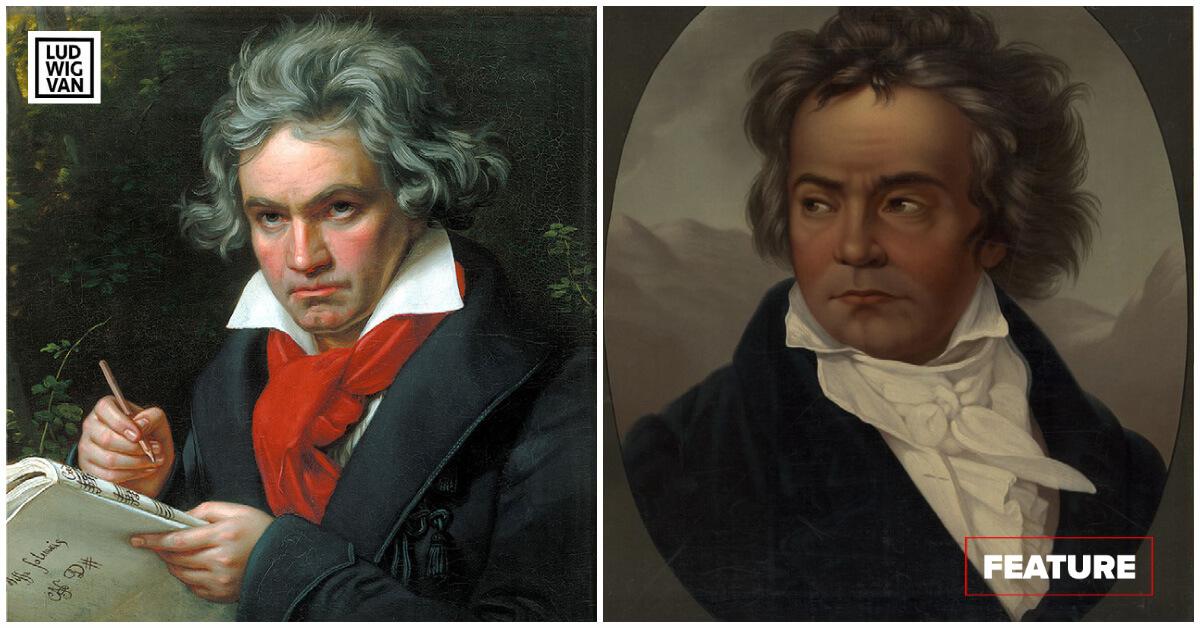 Was Beethoven Black