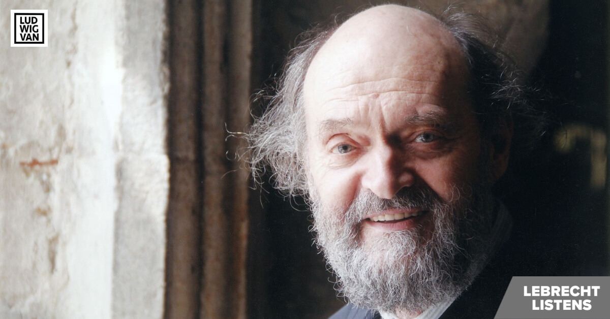 Arvo Pärt (Photo: Eric Marinitsch)