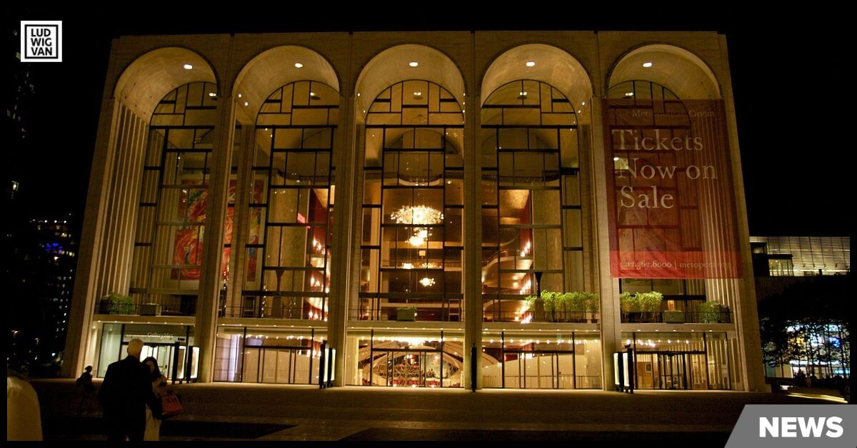 The Metropolitan Opera House at Lincoln Center in New York City (Photo: Lydia Liu under a CC-by-2.0 license)