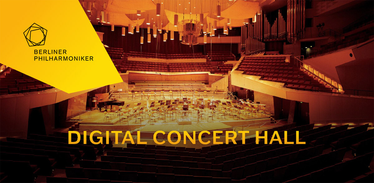 Berliner Philharmoniker Digital Concert Hall