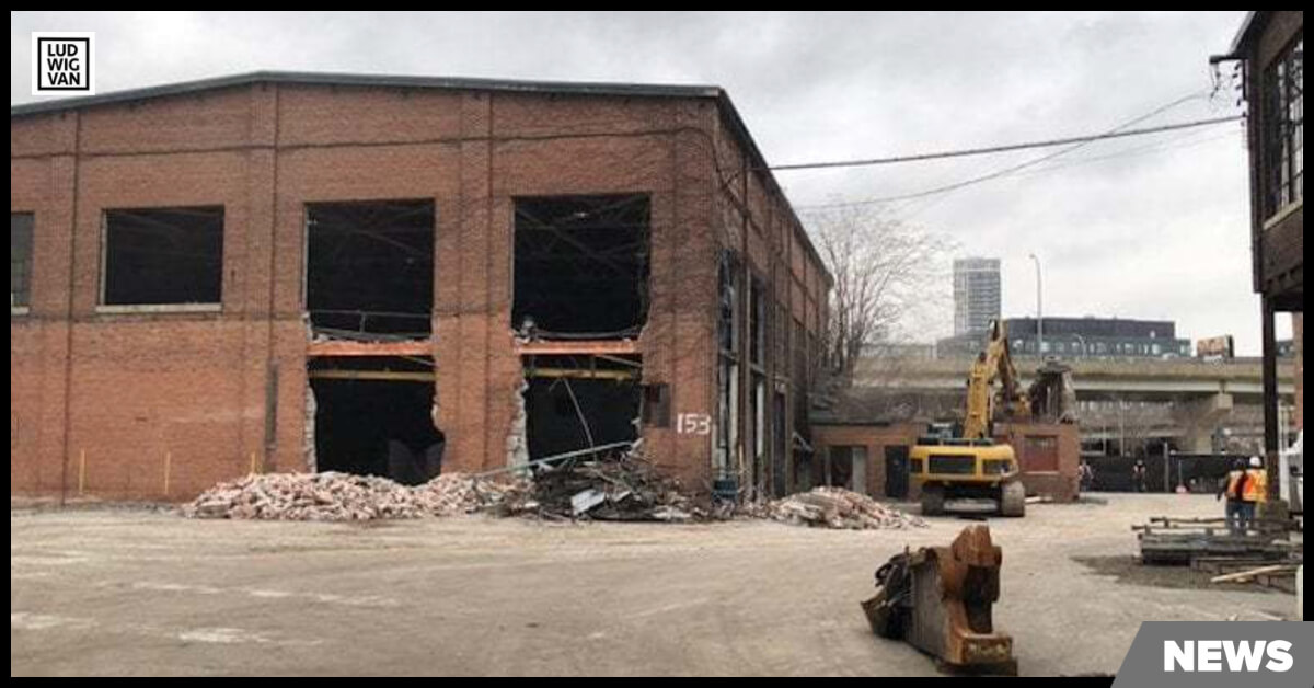 Foundry Site (Photo courtesy of the IRCPA)