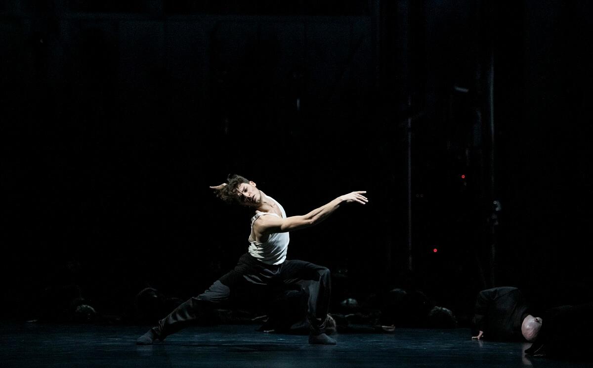 Paris Opera Ballet Hugo Marchand (Photo: Julien Benhamou)