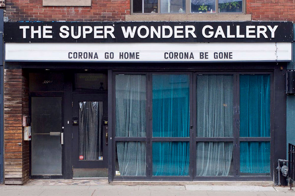 The Super Wonder Gallery